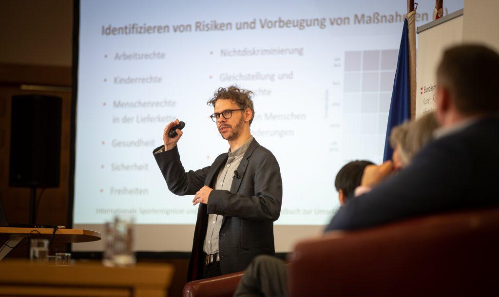 Martin Kainz (Foto: HBF/ Daniel Trippolt)